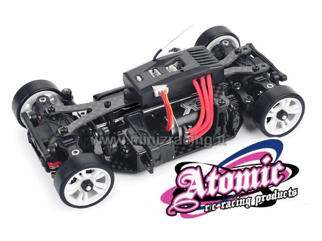 Atomic Amz 1 27 Mini 4wd Touring Car Rtr Kit Tx Included